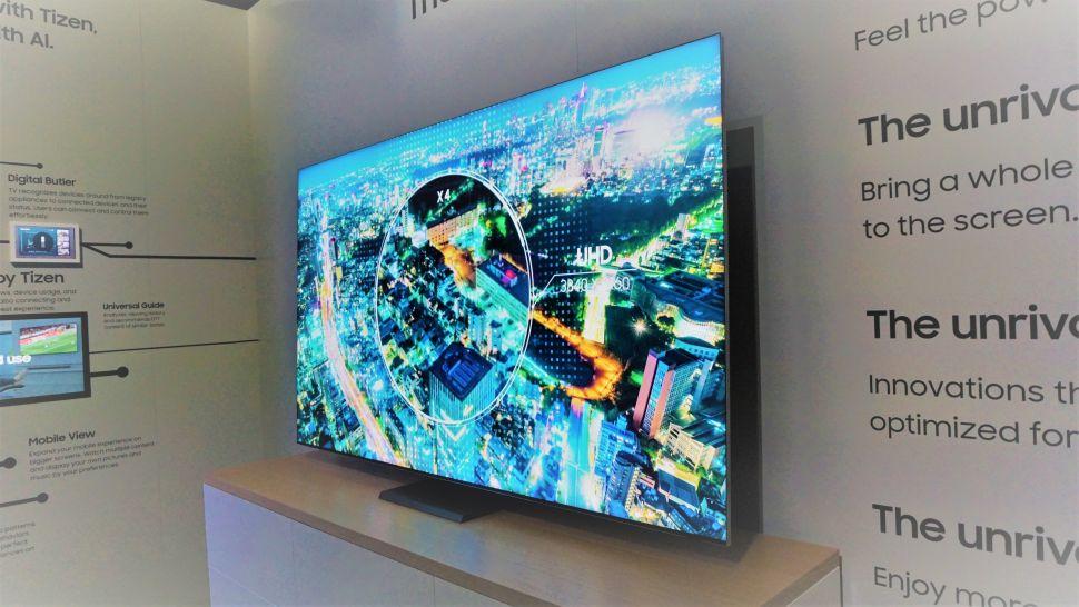 Samsung Q950TS OLED TV