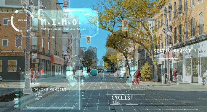 Magna Develops New Radar Technology