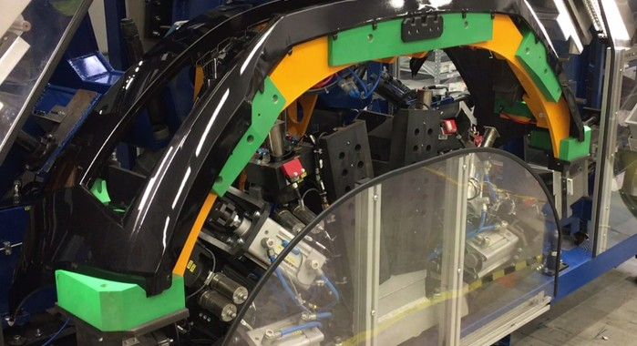 Magna Develops New Technology for Weight Reduction