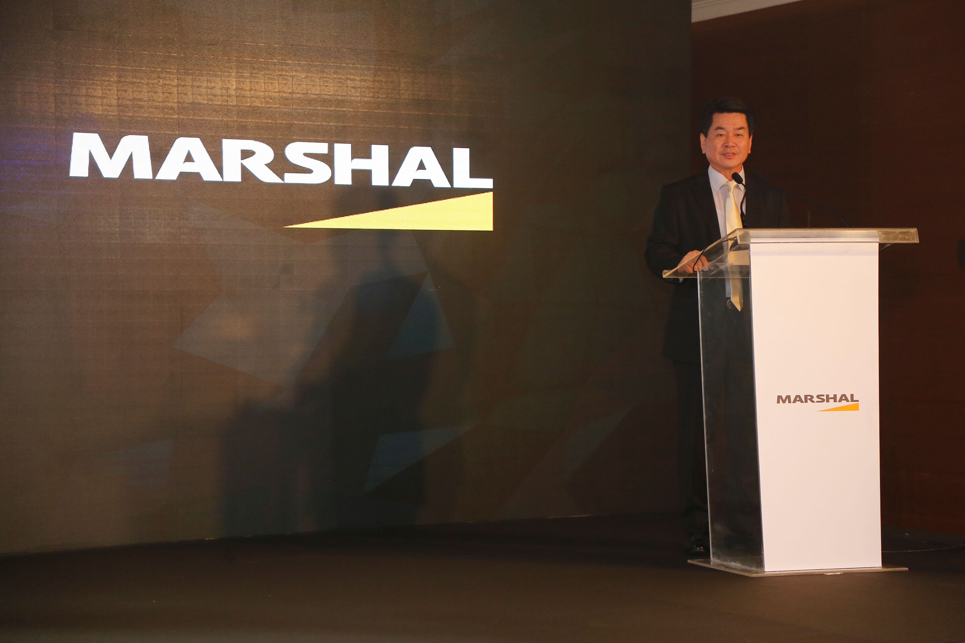 Marshal Tire Holds Global Dealers Meet to Launch New Brand Strategy