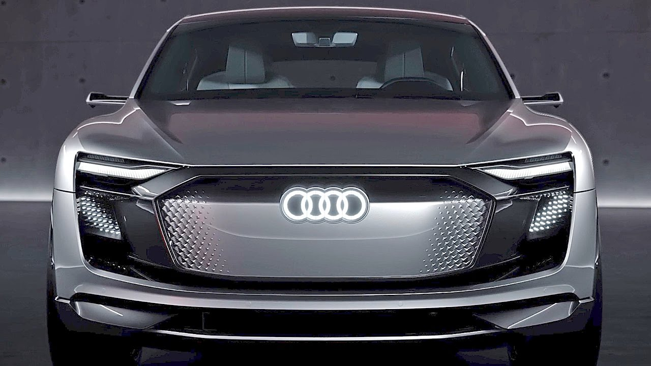 Audi Begins Production of e-tron quattro All-electric SUV