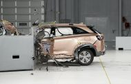Hyundai Nexo Becomes First Hydrogen Car to Clear IIHS Test