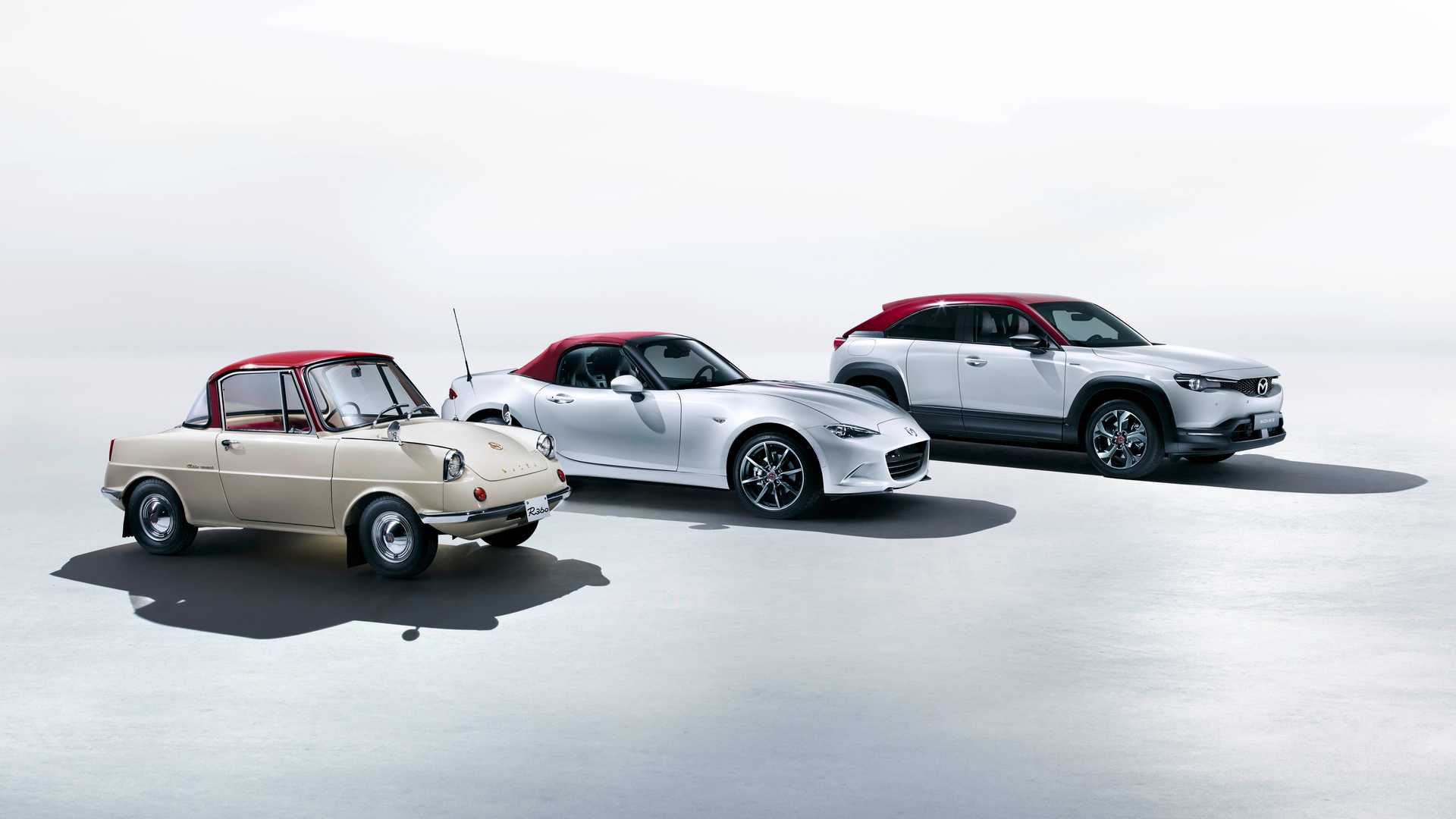 Mazda Celebrates Centenary with Eight Limited-edition Models