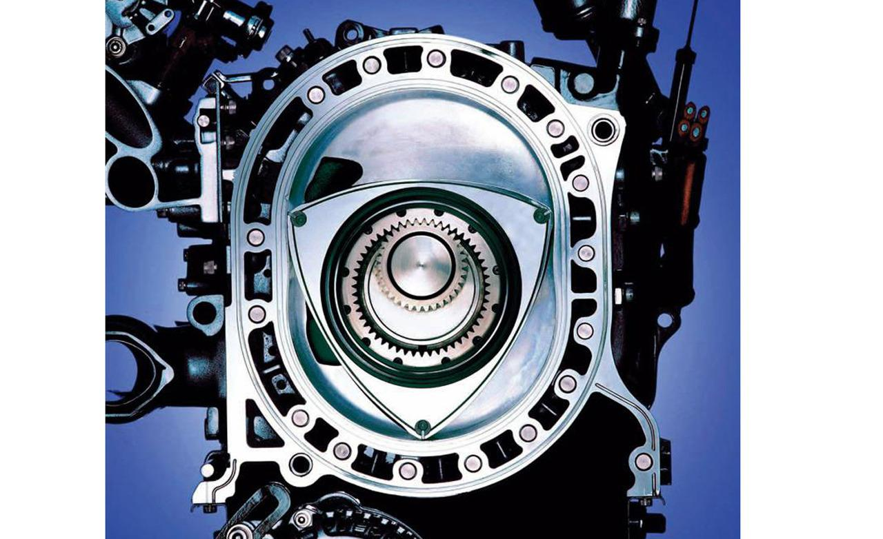 Mazda To Use Rotary Engine In 2019