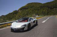 McLaren Says BMW Strategic Partner in Drive to Build New Range of Powertrain Solutions