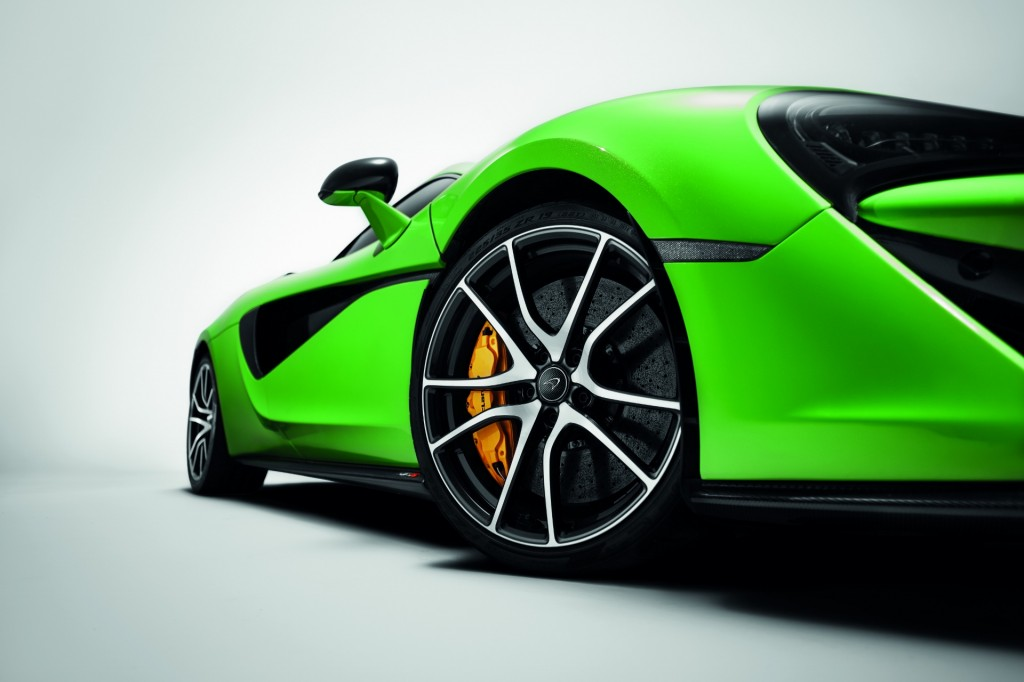 McLaren Launches New range of Accessories for Sport Series Cars