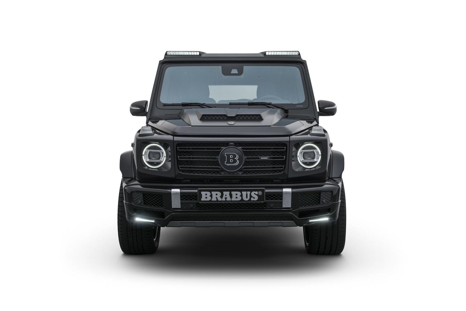 Brabus Becomes one of the First Tuners to Work on New G500