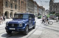 Mercedes-Benz Launches Special Edition to Mark 40 Years of the G-Class