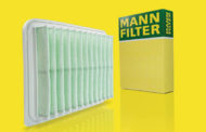 Mann+Hummel Develops Air Filter made from Recycled Fibers