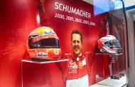 Museo Ferrari launches 'Michael 50' Exhibit Honoring Schumacher