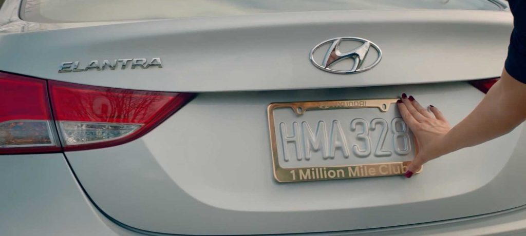 Hyundai Elantra Breaks Million Mile Barrier