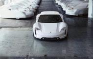Porsche Renames Mission E as Taycan