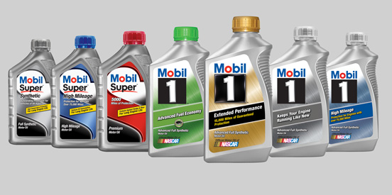 Frost & Sullivan Report States Mobil1 Top Motor Oil in the United States