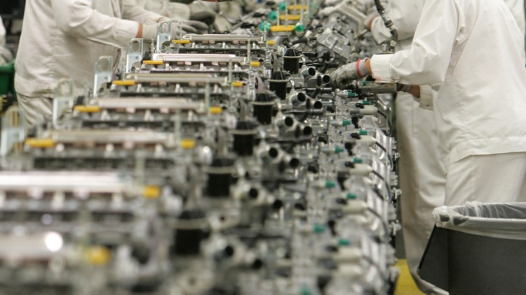 US Honda Plant Achieves Production Milestone of 25 Million Engines