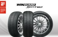 Nexen Tire Wins iF Design Award for Winguard Sport 2