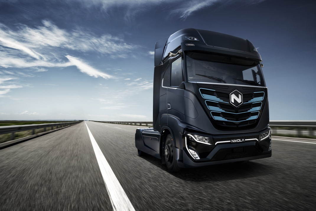 Iveco Debuts First Electric Truck in Partnership with Nikola