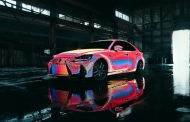 Lexus Creates Dazzling Light Show  with 42000 LED Lights on Car