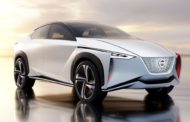 Nissan Debuts 'Canto' EV artificial engine sound technology at 2017 Tokyo Motor Show