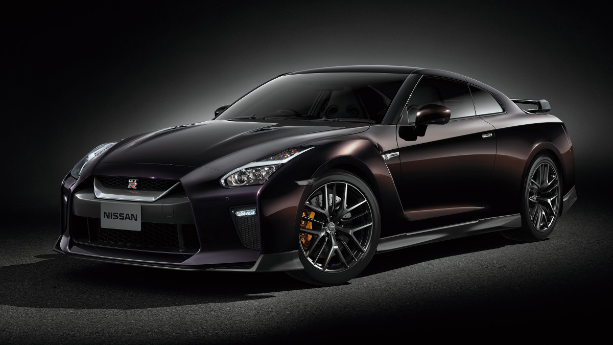 Nissan to make Limited Edition GT-R Marking Partnership with Naomi Osaka