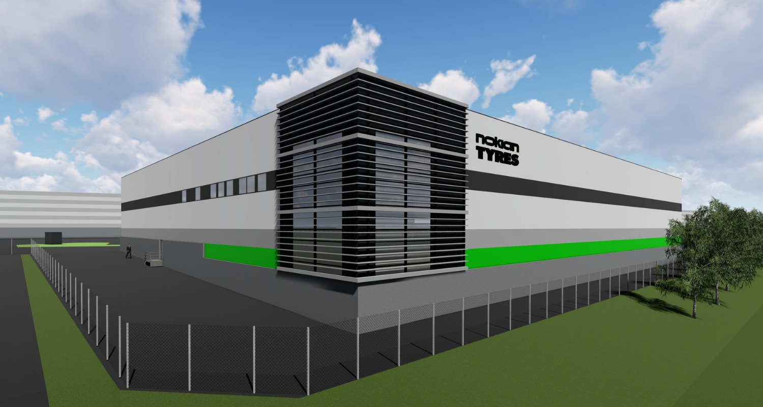 Nokian Opens New Research Center