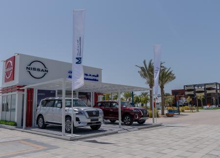 Al Masaood Automobiles brings Nissan brand closer to Abu Dhabi Community with new pop-up showroom on Hudayriyat Island