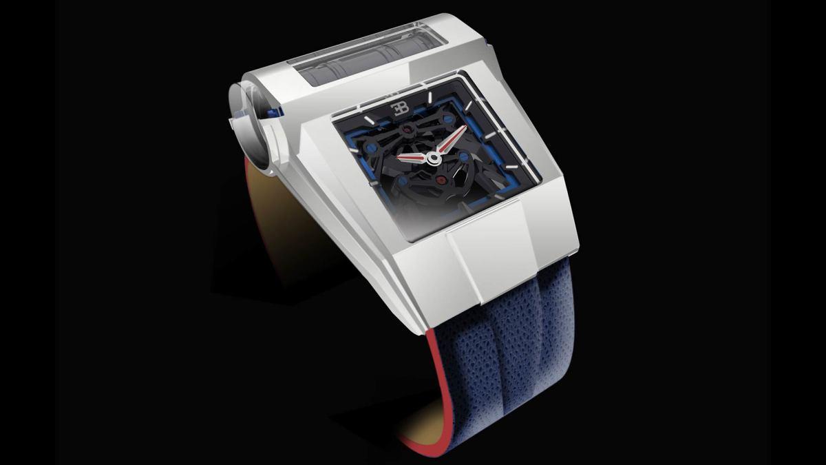 Parmigiani Fleurer Bugatti Type 390 Watch