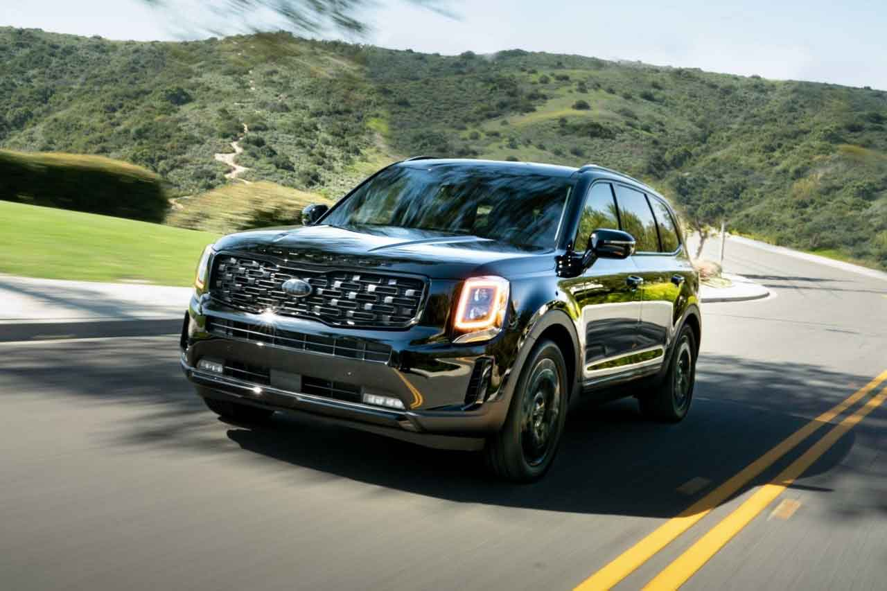 Kia Telluride Named A Car And Driver 10best For 2021