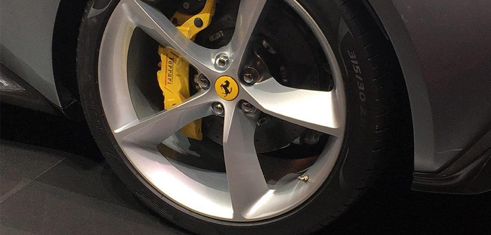 Bespoke P Zero Tire chosen as OE for the Ferrari Monza