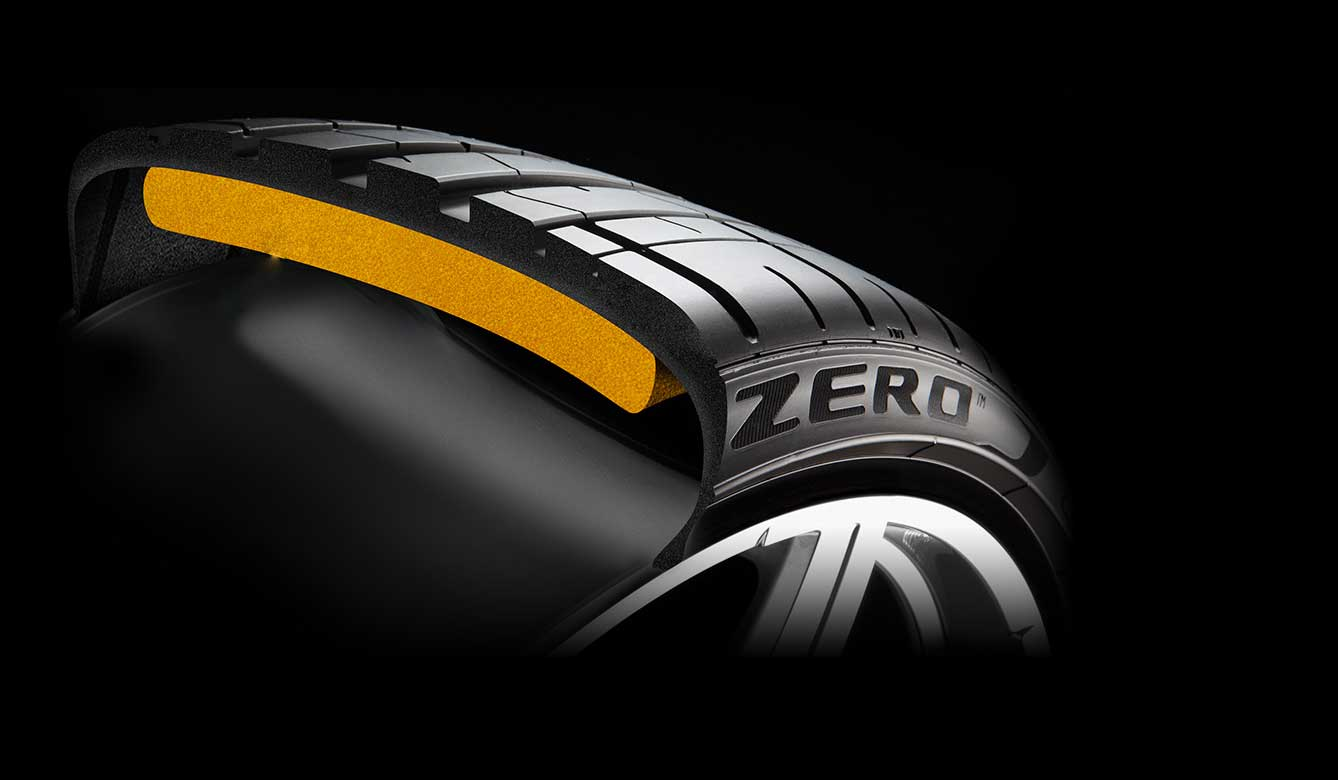 Pirelli Says PNCS Technology Reduces Road Noise by 25 Percent