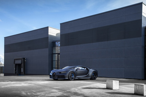 Bugatti Launches Special Edition Chiron to Mark 110 Years