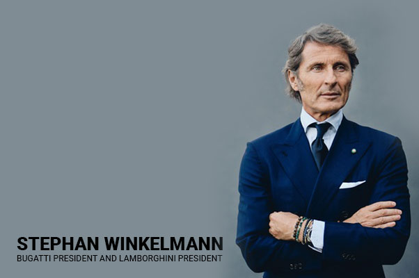 Stephan Winkelmann additionally becomes the new President and CEO of Automobili Lamborghini S.p.A.