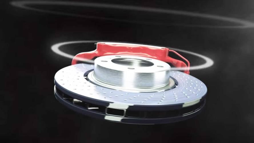 Porsche Makes Video Explaining Brake Squeal