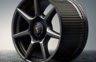 Porsche Becomes First Manufacturer to Make Braided Carbon Wheels