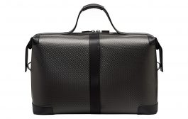 Porsche Design Carbon Fiber Weekender Bag