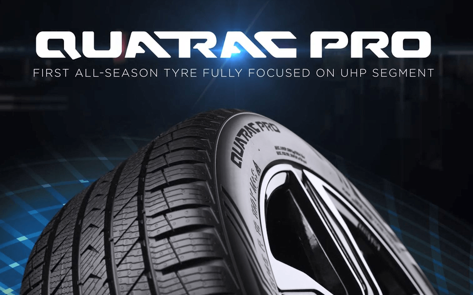 Apollo Launches New Marketing Campaign to Boost Vredstein Tires