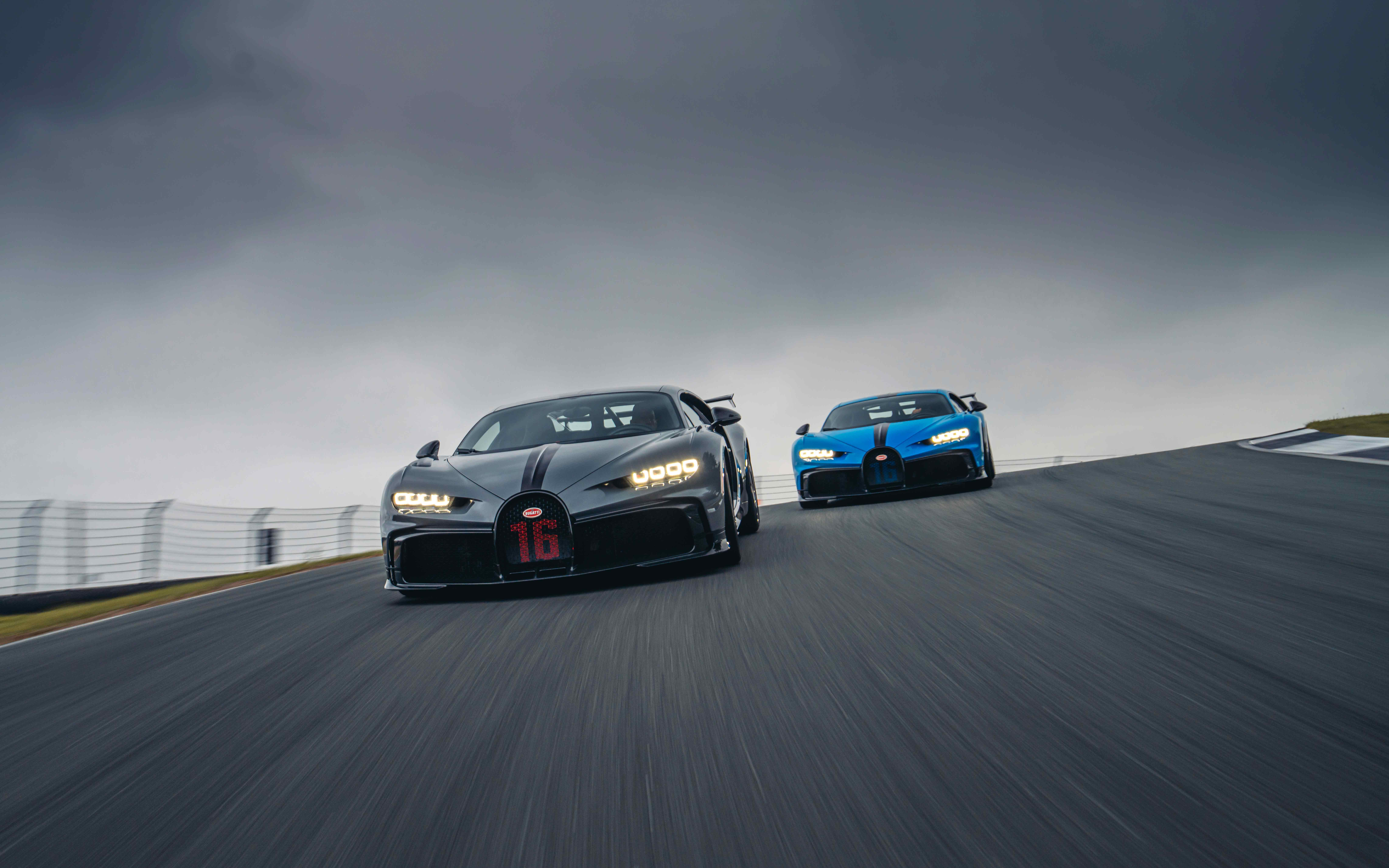First drives in the Bugatti Chiron Pur Sport