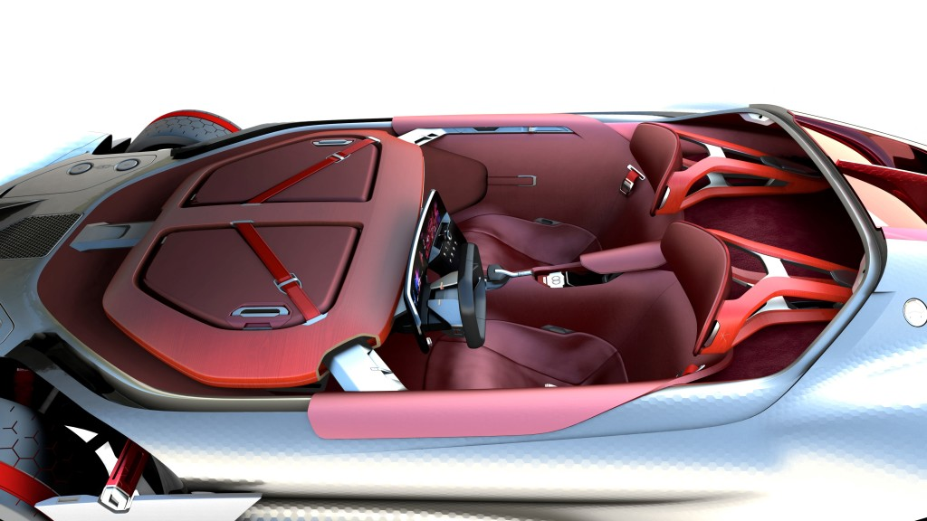 Renault Trezor Named Most Beautiful Concept Car