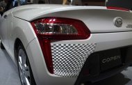 Daihatsu to Offer Customizable 3D printed Skins for Copens from 2017