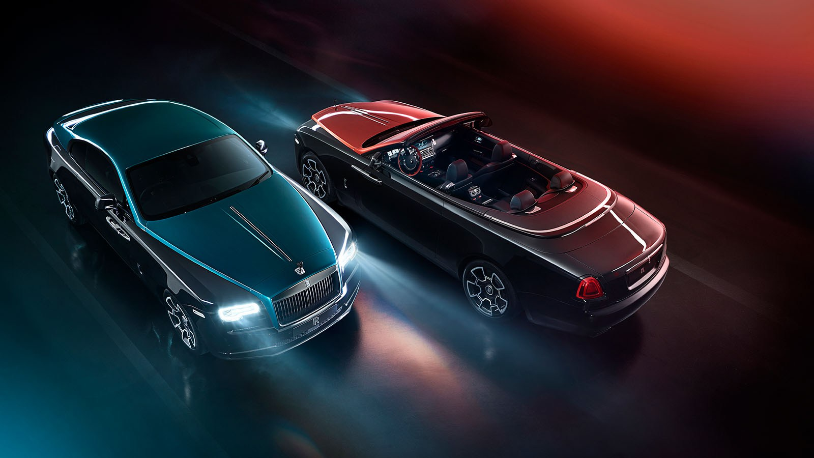 Rolls-Royce Presents Adamas Collection with Carbon-fiber Spirit of Ecstasy