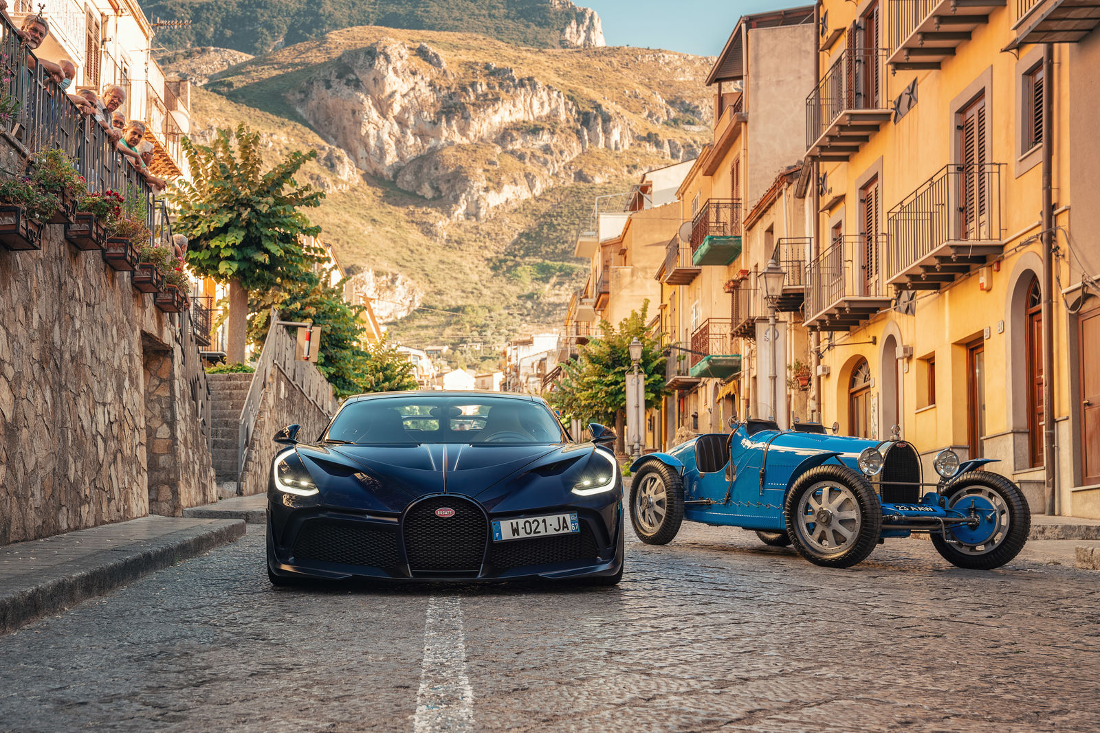 BUGATTI TARGA FLORIO – Following in Albert Divo's footsteps in the Bugatti Divo
