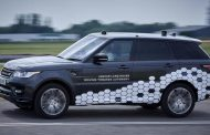 Jaguar Land Rover Showcases First Fully Autonomous Range Rover