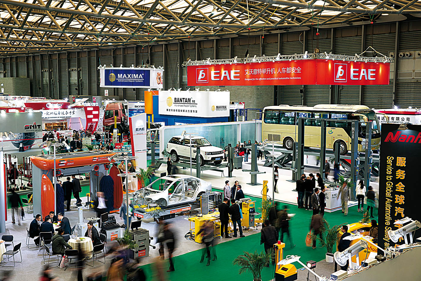 Saudis Booming Automotive Aftermarket Draws Interest from Global Players