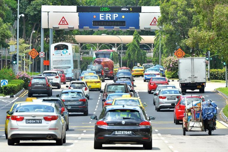 Singapore to Cap Number of cars on the Roads