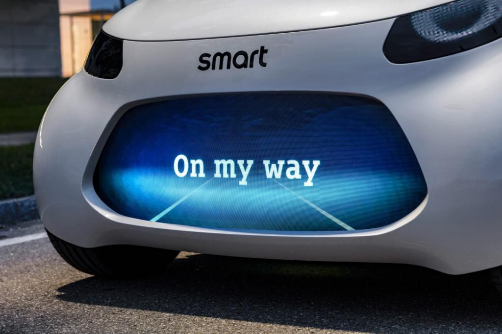 Smart to Showcase Electric Concept Car at Frankfurt Motor Show