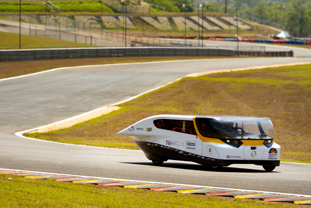 Bridgestone Title Sponsor of the 2019 Bridgestone World Solar Challenge