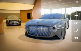Bentley Develops App for Bentley EXP 100 GT Concept