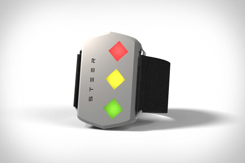 Steer Wearable Driving Aid