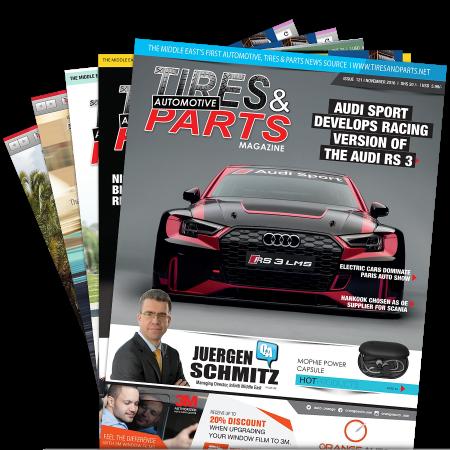 Tires & Parts Magazine