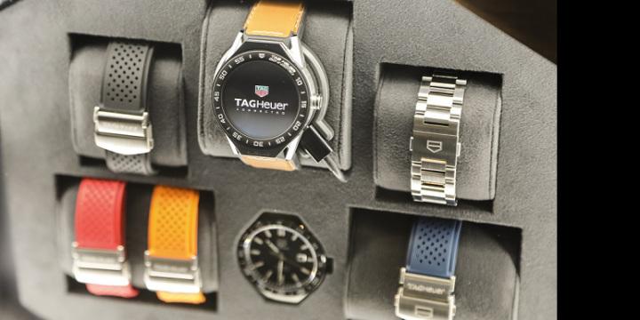 TAG Heuer Dubai Watch