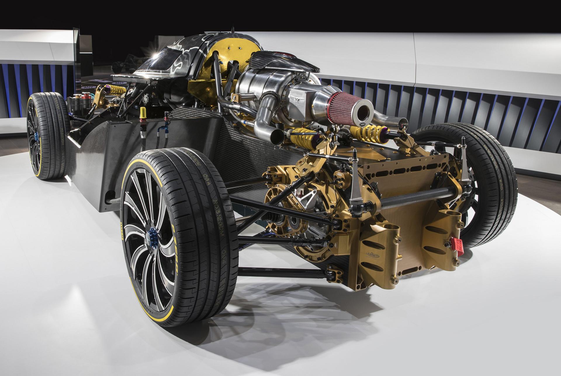 Techrules Prepares to Commercialize Microturbine Range Extender